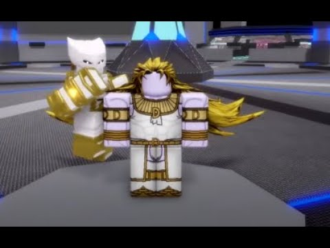 Download Roblox | Anime Mania The Quest For DIO Over Heaven