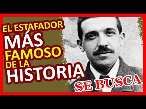 CARLO PONZI: El FRAUDE PIRAMIDAL Mas Famoso De La Historia