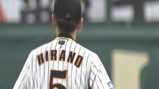 平野恵一選手引退 14年間ありがとう!ファンムービー