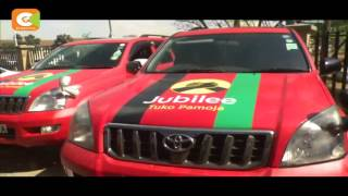 VIDEO: Kanu sues Jubilee over  colours
