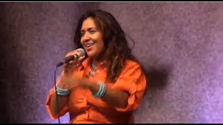 Kristin Amparo - On a Sunny Day - Live! in Stockholm 27 augusti 2014