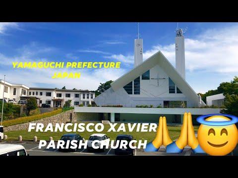 #catholic#church/FRANCISCO XAVIER Parish Church In Yamaguchi   Prefecture Japan