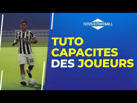PES 2021 : Tout savoir sur les capacités des joueurs - TUTO CAPACITES DES JOUEURS