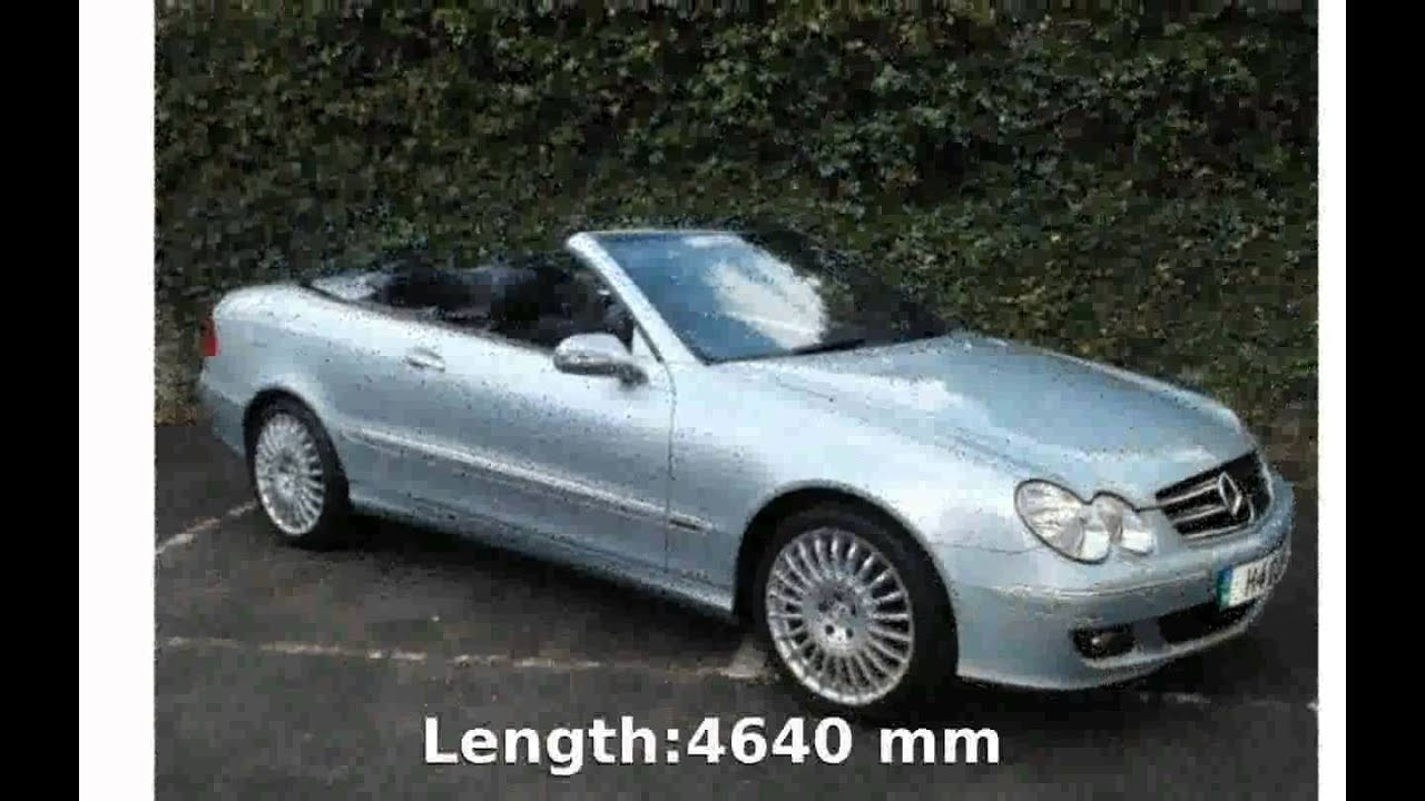2005 mercedes benz clk 200 kompressor cabriolet avantgarde info walkaround youtube. Black Bedroom Furniture Sets. Home Design Ideas