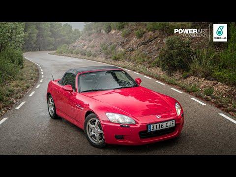 Honda S2000, pureza deportiva con tecnología japonesa [#USPI  #POWERART] S05E06