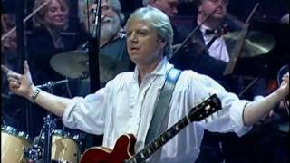 """The Moody Blues """"Nights In White Satin"""" Live"""