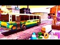 Bus Driving Fun In Snow | by Beta Games Studio | Android Gameplay HD