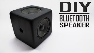 How To Make A DIY Bluetooth Speaker At Home