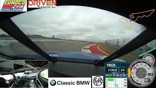 World Challenge BMW M4 GT4 vs. Porsche and Audi