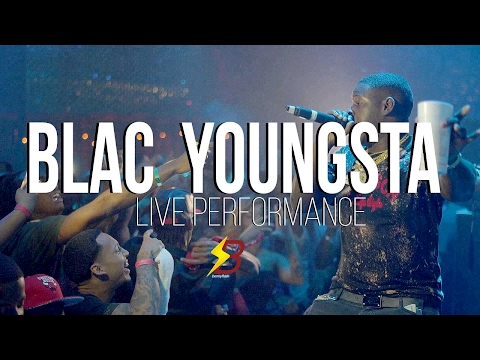 Blac Youngsta - Everybody ( Live Performance Video )