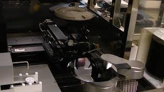 膜厚測定装置(8インチウェハ1 5枚連続運転)