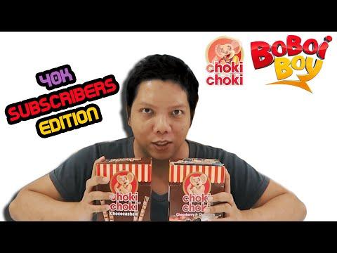 ✌ BUKA 2X BOX !! 40K SUBS EDITION  ✌| CHOKI CHOKI BOBOIBOY AUGMENTED REALITY | - Lempar Kotak - ✔
