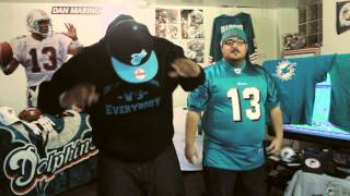 Miami Dolphins Vs New York Jets #WEEK13 theme song by SoLo D #MetLifeTakeOver