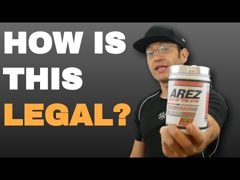 AREZ Pre-Workout Review | Real HAPPINESS Powder