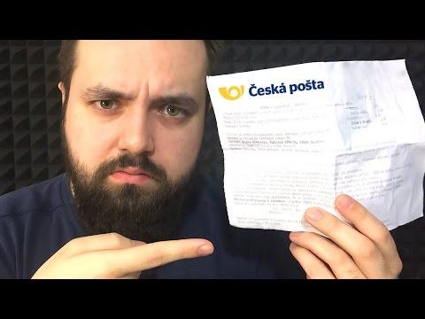 Pozor na Českou poštu nebo skončíte jako já