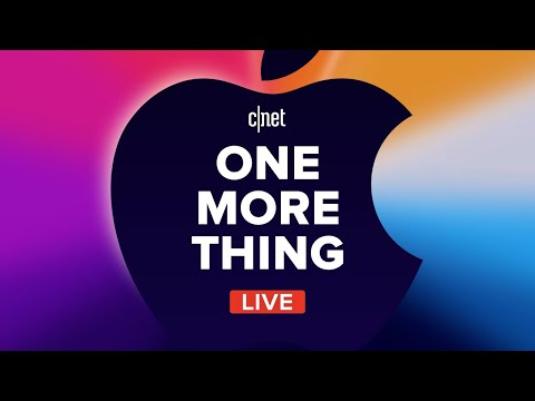Apple's 'One More Thing'  November Event: CNET Watch Party