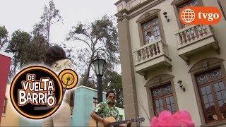 ¡Sofía le llevó serenata a Alex! - De Vuelta al Barrio 16/11/2017