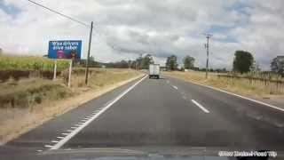 Auckland to Rotorua - New Zealand