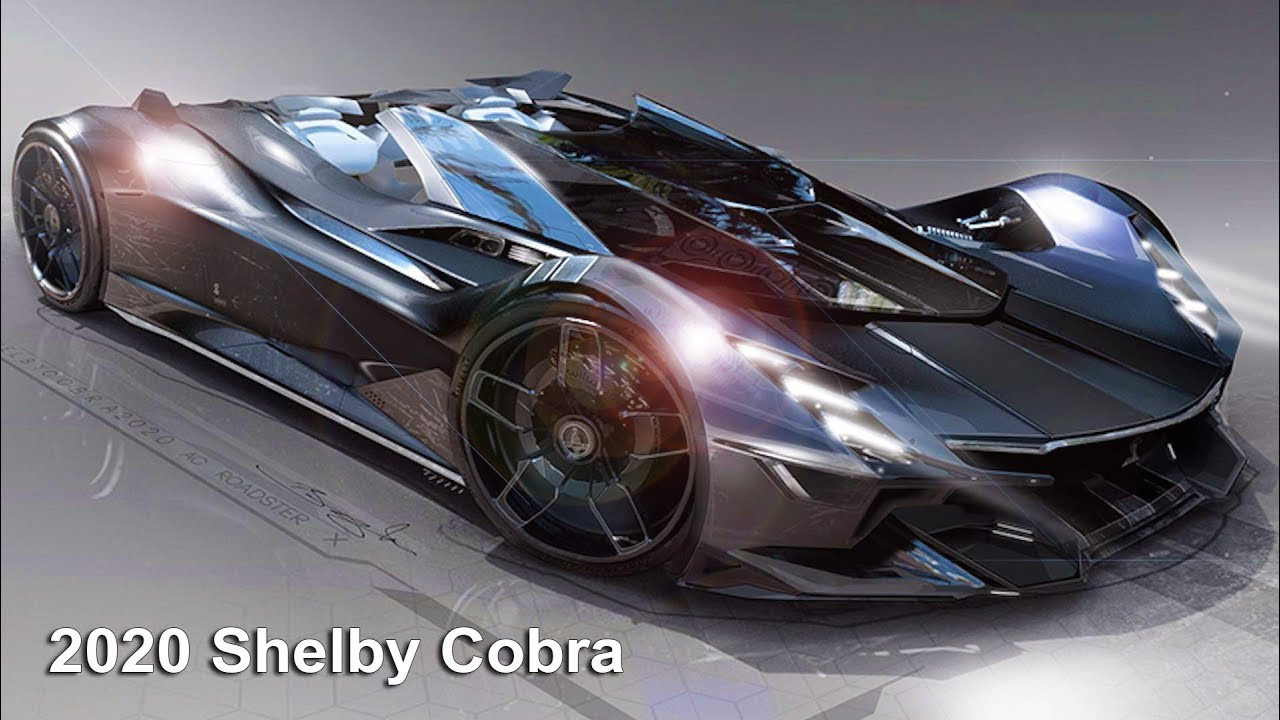 2020 Ford Shelby Cobra The Legend Is Reborn Youtube