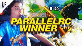 13 YEAR OLD DROPS 20 KILLS IN FORTNITE TO JOIN PARALLEL! (#ParallelRC Winner!)
