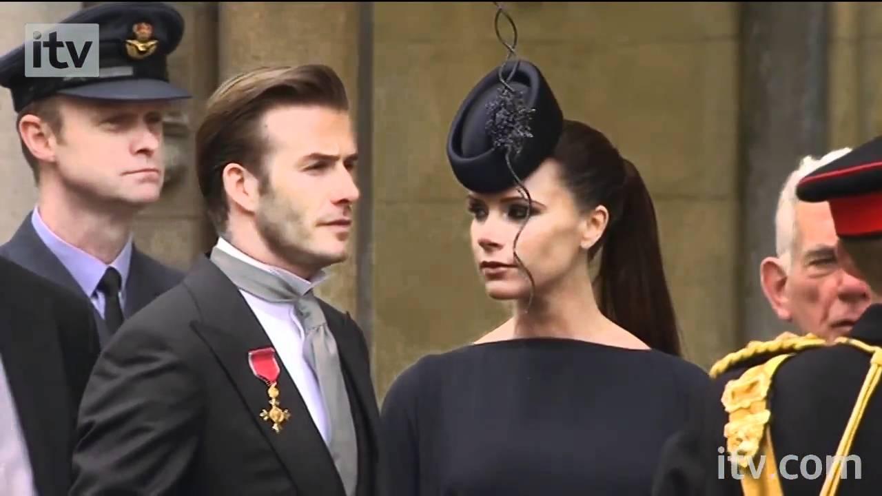 Guests At Royal Wedding.The Royal Wedding Guests Arrival Itv