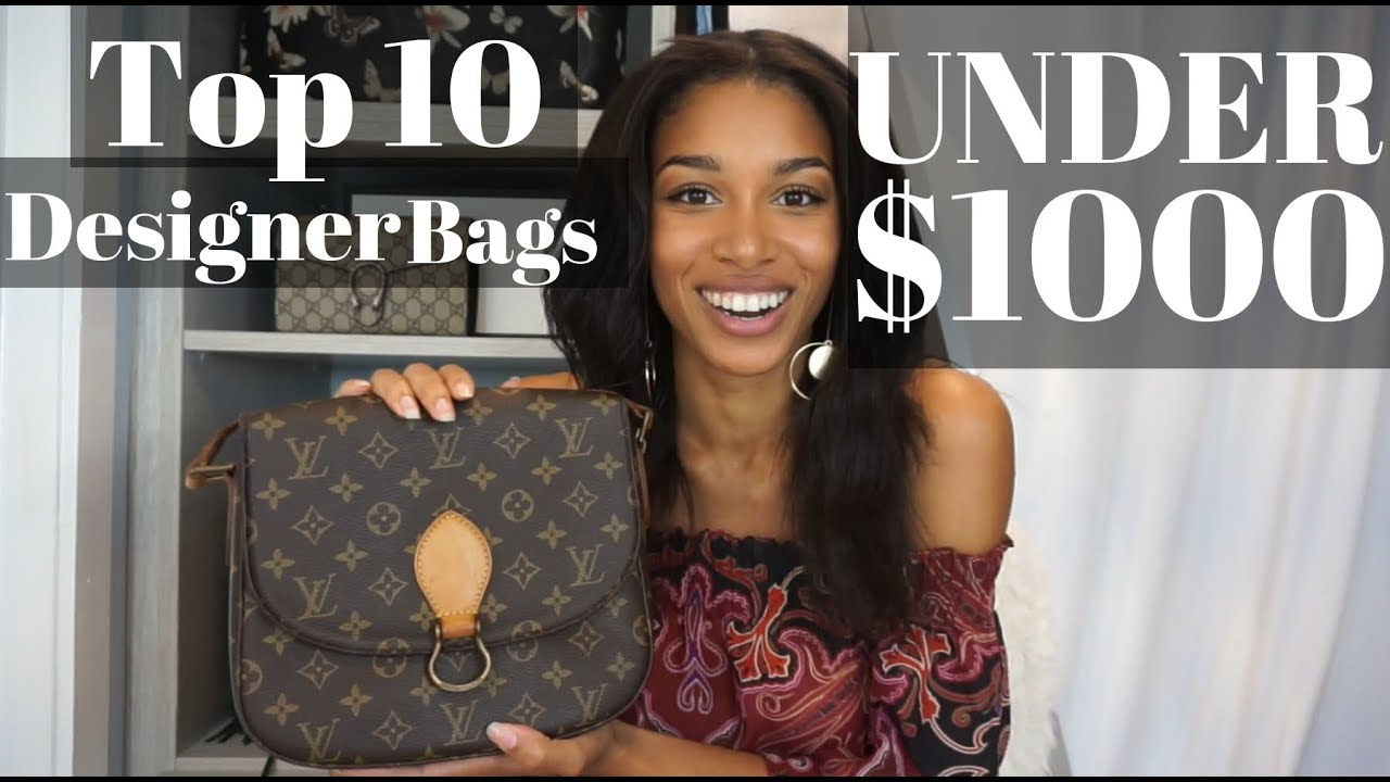 new lifestyle designer fashion new styles TOP 10 DESIGNER BAGS UNDER $1000! | Best (Preowned & Vintage) Louis Vuitton  & More | KWSHOPS