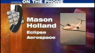 Extended Interview with Mason Holland of Eclipse Aerospace