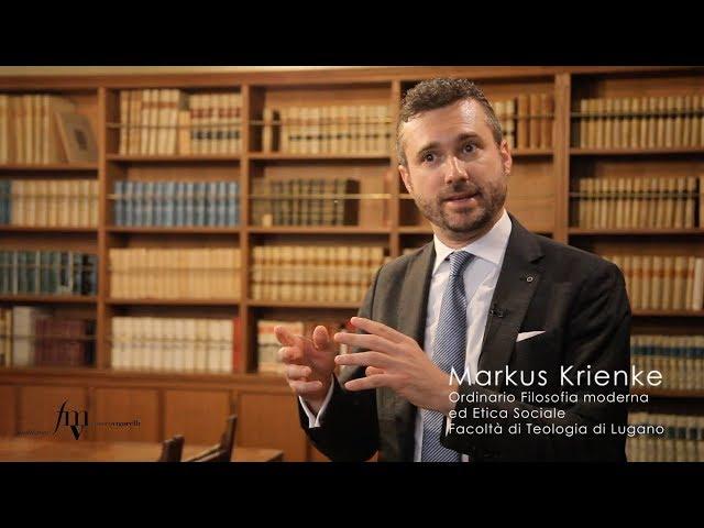 Markus Krienke - Coscienza e macchine