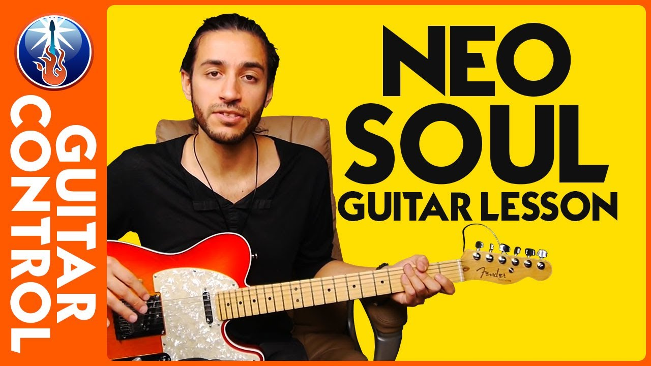 neo soul guitar lesson combining chords with legato leads youtube. Black Bedroom Furniture Sets. Home Design Ideas