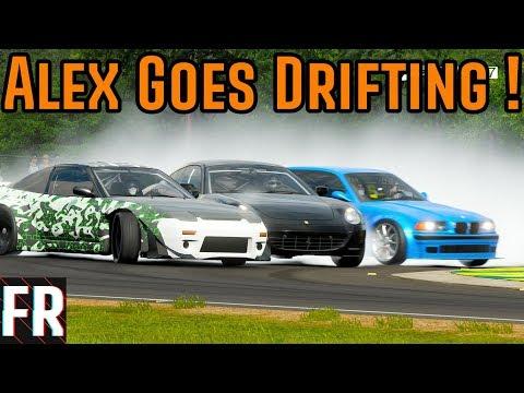 Forza Motorsport 7 - Alex Goes Drifting!