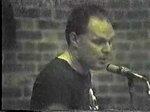 Martin Wright Class War Conference 1985