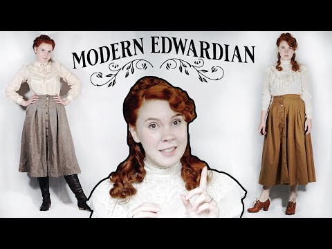 Modern Edwardian: Tips On How To Blend The Era Into Your Style