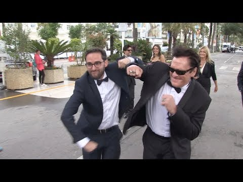 Funny - Michael Madsen don t like the press and let us know