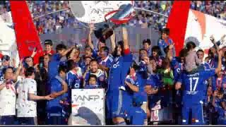 EMOCIONANTE RELATO DE LA U DE CHILE CAMPEON - Union La Calera 0 (ADN Radio Chile) Apertura 2014