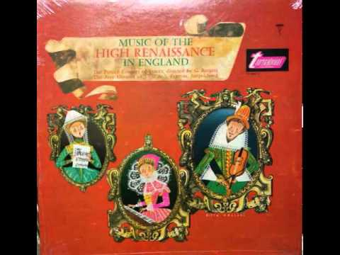 Music of the High Renaissance in England  1