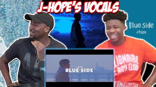 Blue Side by j-hope (REACTION)