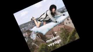 words & music & arrange : Takeshi Kobayashi maiden voyage / Salyu.