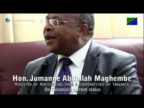 Voices of Tanzania - Hon  Jumanne Abdallah Maghembe