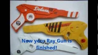 Art Is The Weapon: Ray Guns