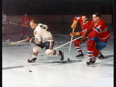 Lloyd Pettit Chicago Blackhawks