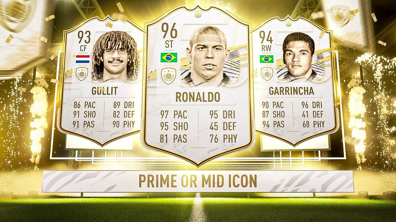 Download I OPENED 10 MID OR PRIME ICON PACKS... 🙏 | FIFA 21 ULTIMATE TEAM #79