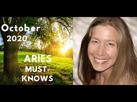 Aries October 2020 Astrology (Must-Knows)