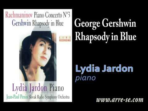 Gershwin - Rhapsody in Blue - Lydia Jardon, piano