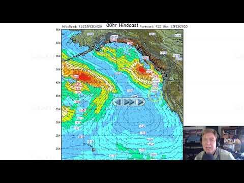 Stormsurf Video Surf Forecast - Episode #323