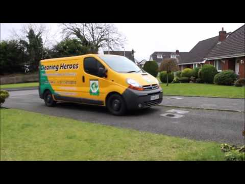 Cleaning Heroes IRELAND(in Dublin)