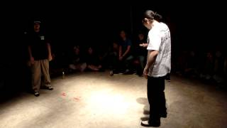 RYUZY vs ATZO R16 JAPAN 2014 POPPING SIDE BEST4