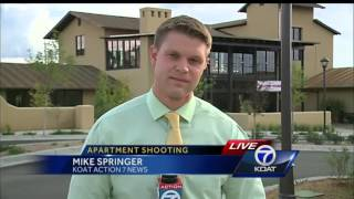 Apartment shooting: Cottages of NM