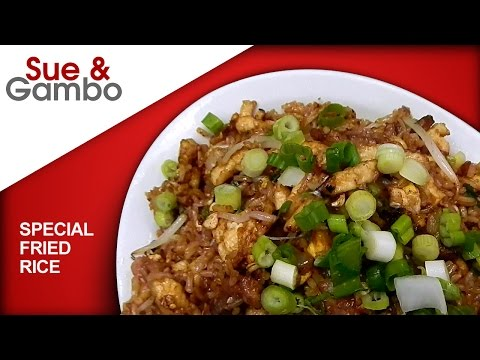 Calories in chinese takeaway special fried rice