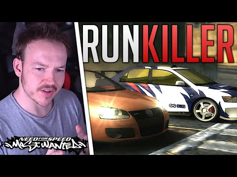 Beating The World Record Is Tough! Can We Make It? | NFS Most Wanted Speedrun Highlights | KuruHS