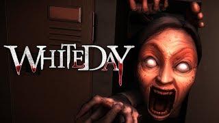ДЕВОЧКА ИЗ ФИЛЬМА ЗВОНОК! - White Day: A Labyrinth Named School #5